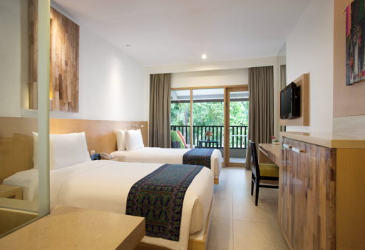 Deluxe Garden View | Holiday Inn Resort Baruna Bali