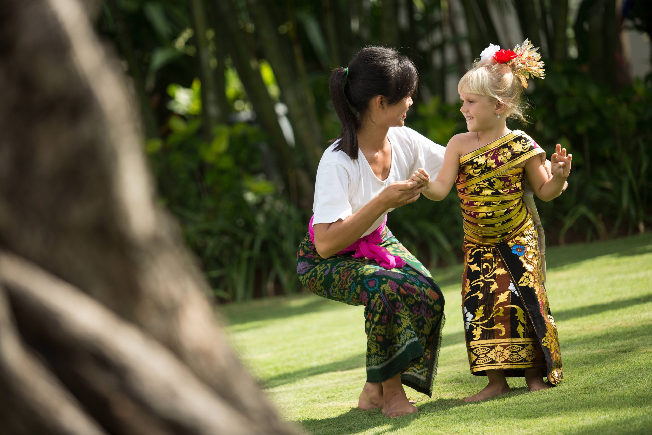 Garden Kids Activities | Holiday Inn Resort Baruna Bali