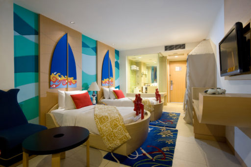 Family Suite Kids Room | Holiday Inn Resort Baruna Bali