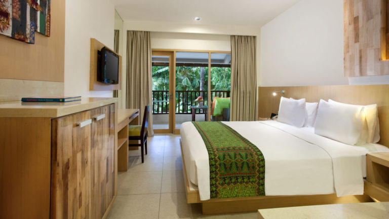 KNGN King Superior | Holiday Inn Resort Baruna Bali