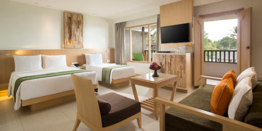 Big Room Ocean View | Holiday Inn Resort Baruna Bali