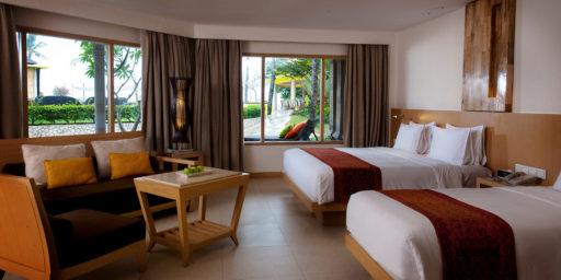 Bigroom Pool Garden   Holiday Inn Resort Baruna Bali