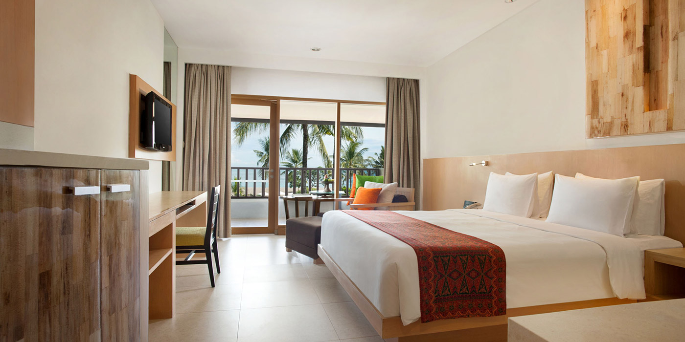 Deluxe Ocean View | Holiday Inn Resort Baruna Bali