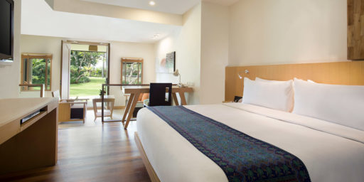 Junior Suite Garden Access | Holiday Inn Resort Baruna Bali