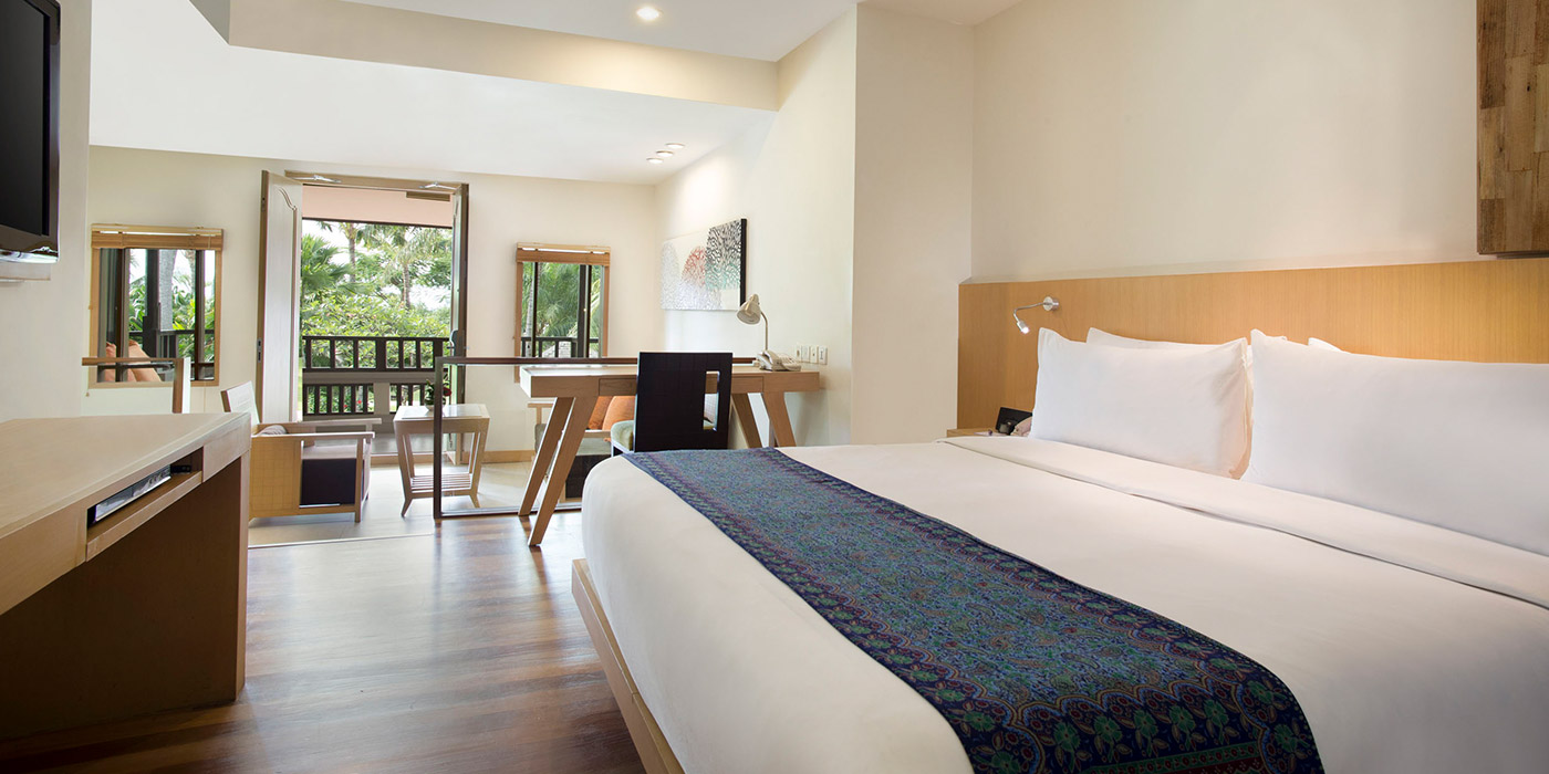 Junior Suite Garden View | Holiday Inn Resort Baruna Bali