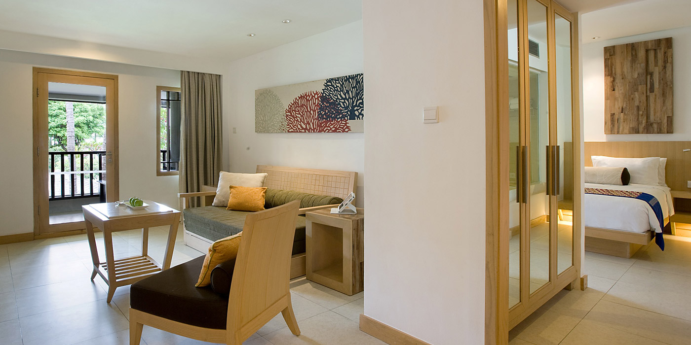 One Bedroom Suite | Holiday Inn Resort Baruna Bali
