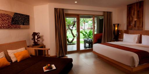 Studio Garden View   Holiday Inn Resort Baruna Bali