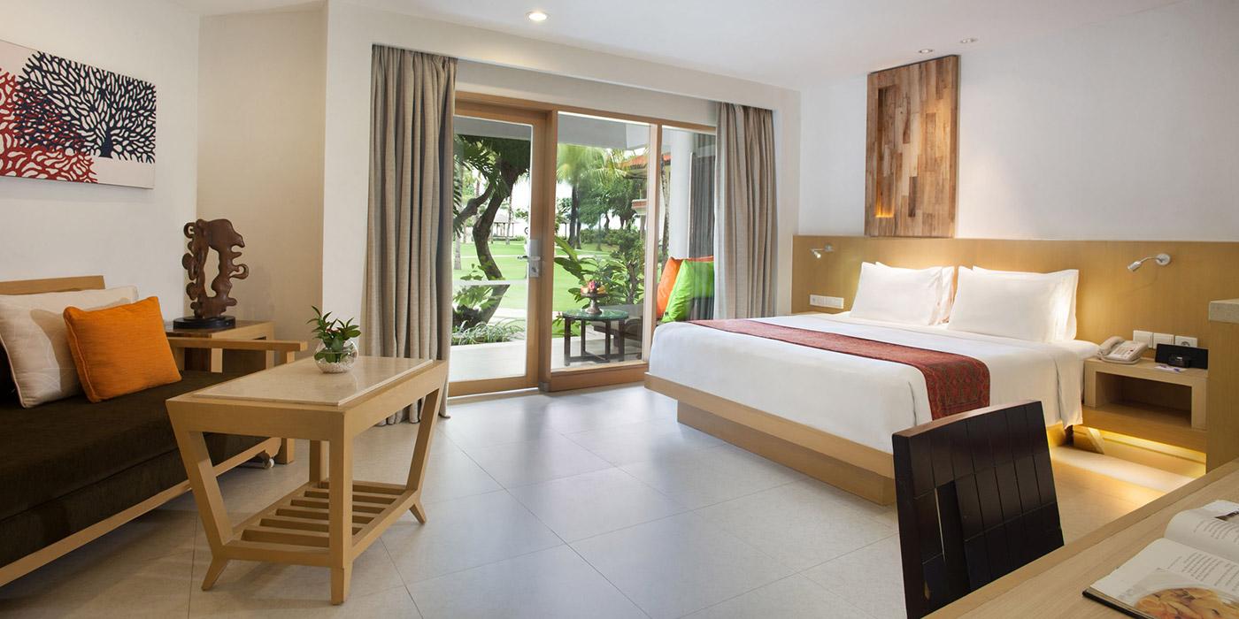 Studio Suite Garden Access | Holiday Inn Resort Baruna Bali