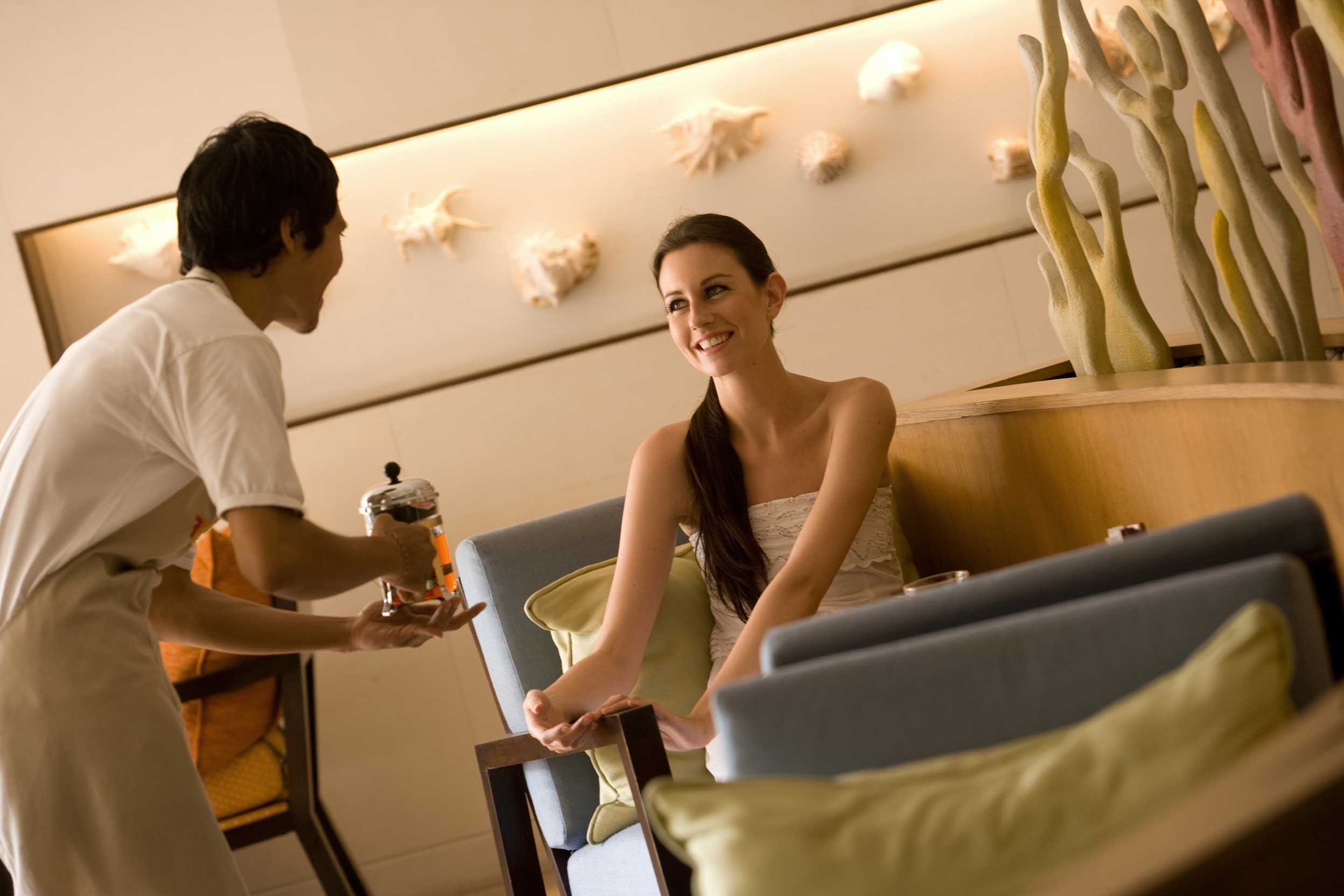Tea Treatment | Holiday Inn Resort Baruna Bali