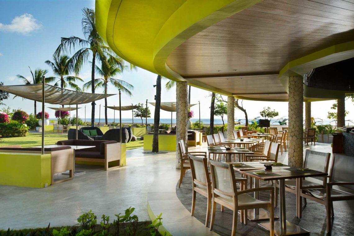 Envy Seating Outdoor | Holiday Inn Resort Baruna Bali