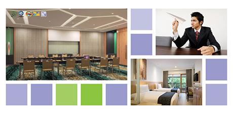 Full Board Residential Meeting Package Twin Sharing | Holiday Inn Resort Baruna Bali