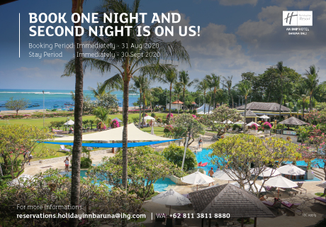 IHG Bali Initiative | Holiday Inn Resort Baruna Bali