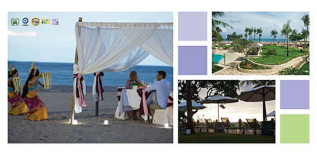 Romantic Dinner | Holiday Inn Resort Baruna Bali