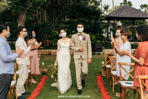 Wedding New Normal | Holiday Inn Resort Baruna Bali