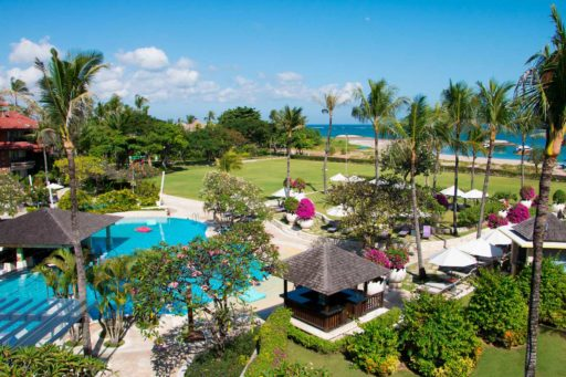Garden and Beach | Holiday Inn Resort Baruna Bali