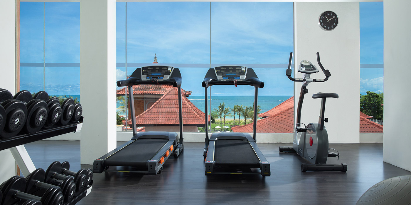 Gym | Holiday Inn Baruna Bali | Express Resort