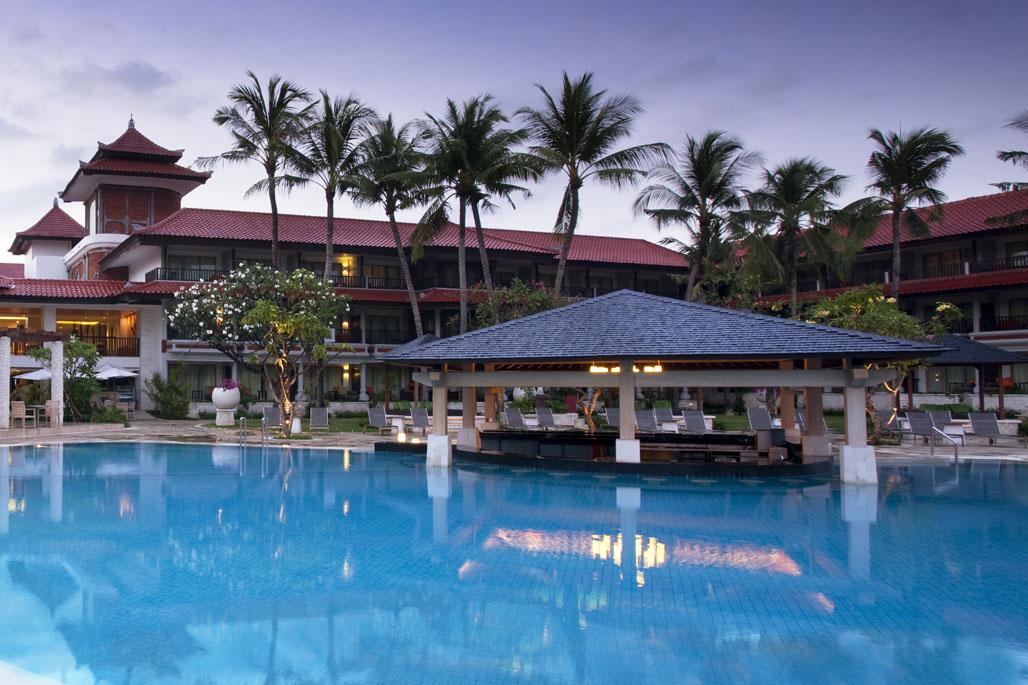 Pool Bar | Holiday Inn Resort Baruna Bali