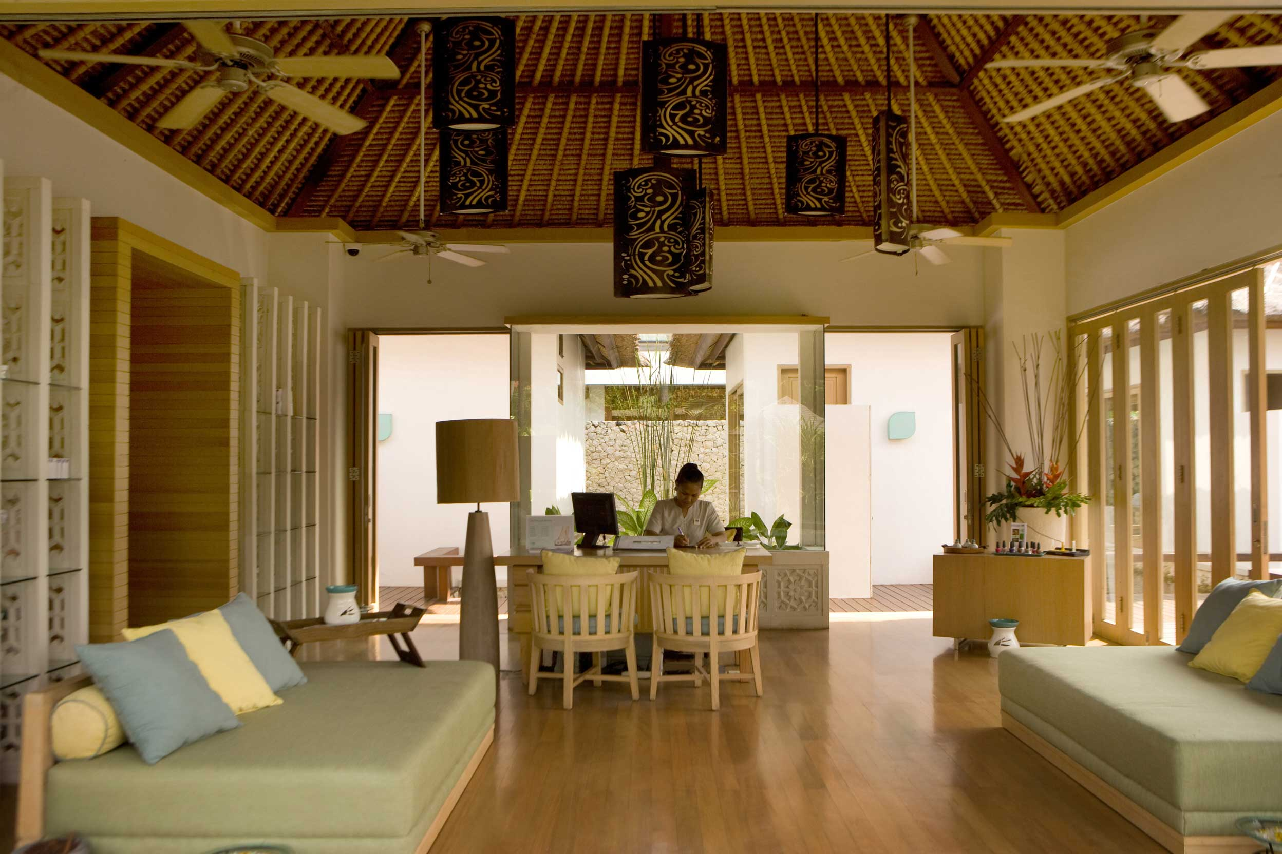 Tea Tree Spa Lobby | Holiday Inn Resort Baruna Bali