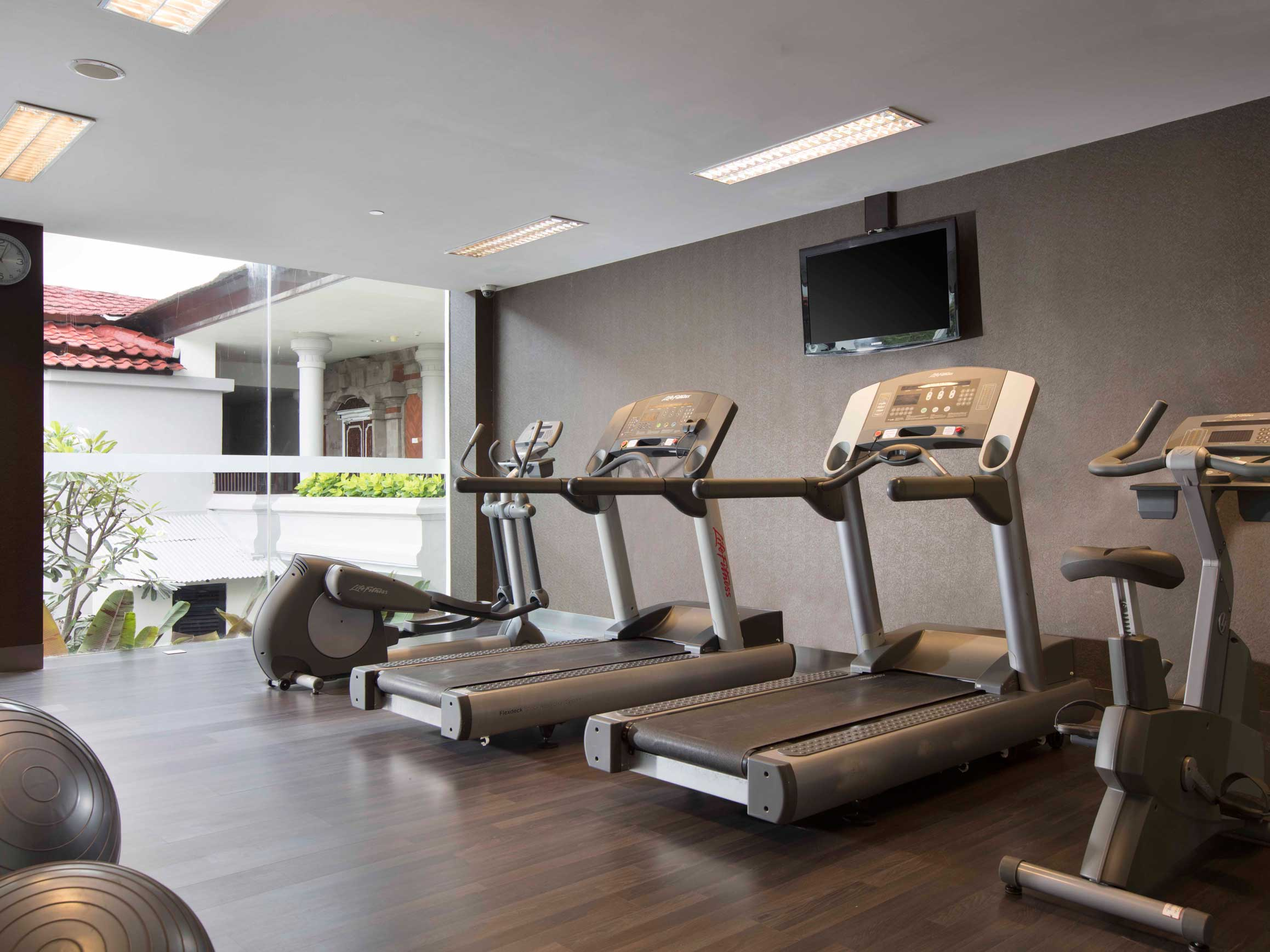 Gym | Holiday Inn Resort Baruna Bali